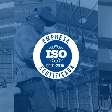 (Español) DE LA PALABRA AL HECHO, FIEFRE OBTIENE CERTIFICACIÓN ISO 9001:2015