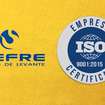 (Español) Compromiso Intacto, Fiefre renueva certificación ISO